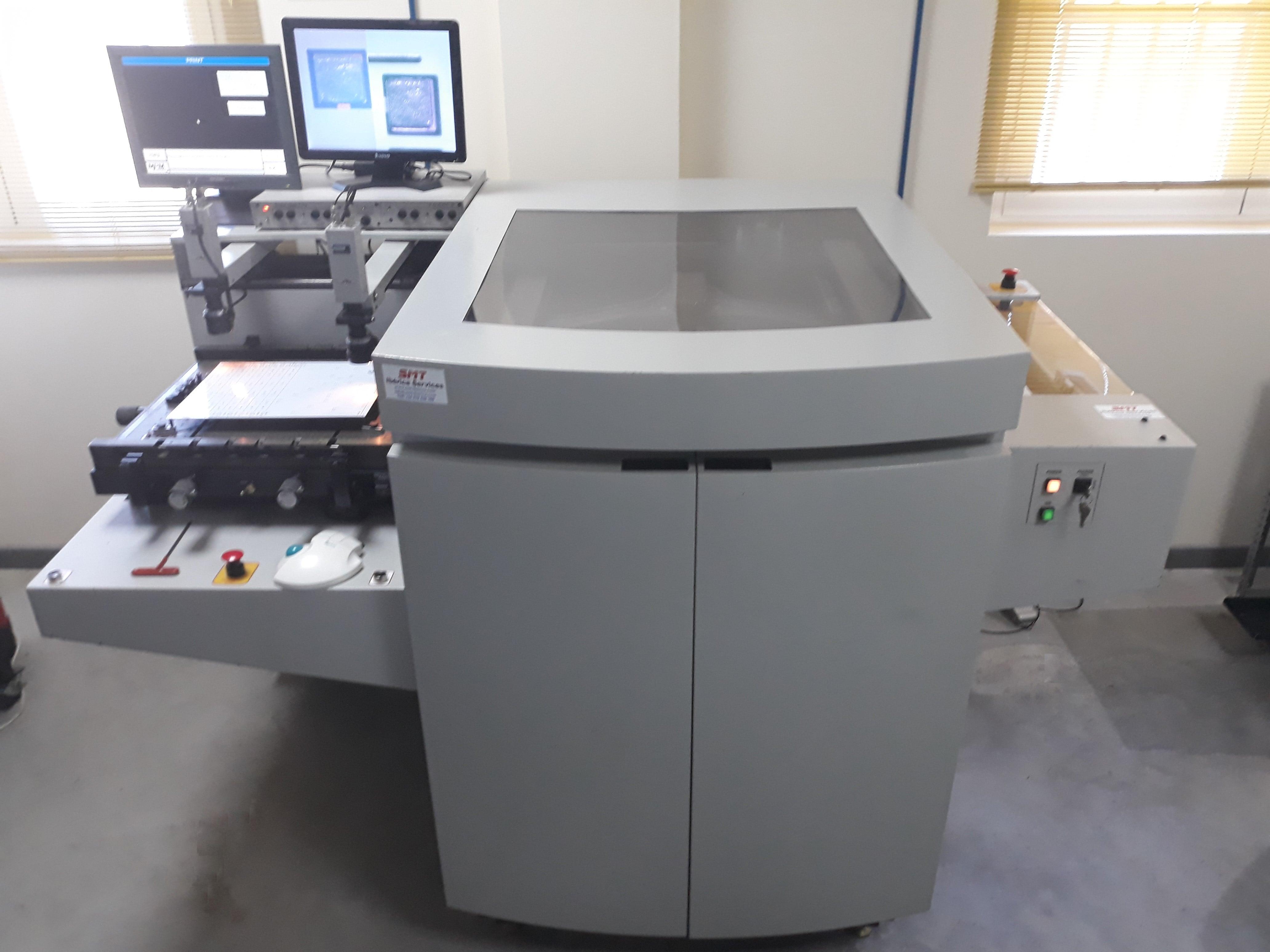 Máquina de montaje SMD Danema Vial