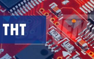 montaje de circuitos electronicos THT